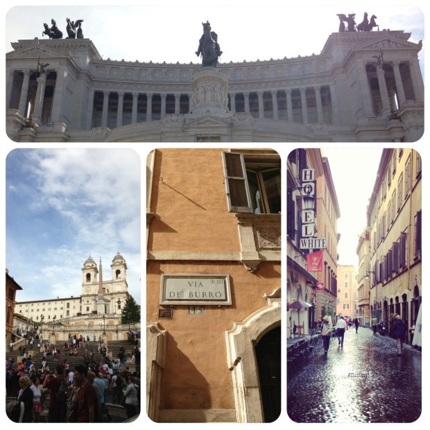 Roma amor.